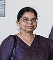 Secretary-General, Lok Sabha Smt. Snehlata Shrivastava., in Helsinki on 18 June 2018 (cropped).jpg