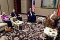 Secretary Kerry Sits With Bahraini Foreign Minister Sheikh Khalid bin Ahmed al-Khalifa (25682046644).jpg