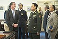 Secretary of Defense Ash Carter welcomes Gen. Fan Changlong, vice chairman of China's Central Military Commission, to the Pentagon, June 11, 2015 ID17171.jpg