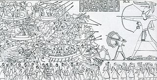 Sea Peoples Purported ancient seafaring confederation of invaders