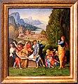 Seguace di andrea mantegna, forse bernardo parentino, sepoltura di cristo, 1475-1500 ca. 01.jpg