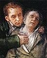 Self-portrait with Dr Arrieta by Francisco de Goya (detail).jpg