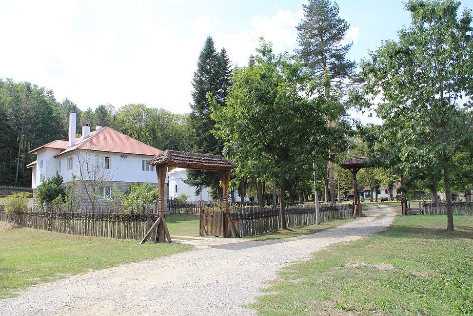 Selo Brankovina - opština Valjevo - zapadna Srbija - Kulturno-istorijska celina Brankovina 1