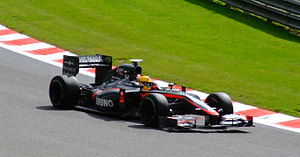 HRT Formula 1 Team - Bruno Senna continued to drive for the rest of the season after missing the 2010 British Grand Prix. He is seen here at the 2010 Belgian Grand Prix.