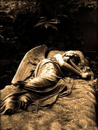 Highgate Cemetery - Unknown grave, Highgate Cemetery