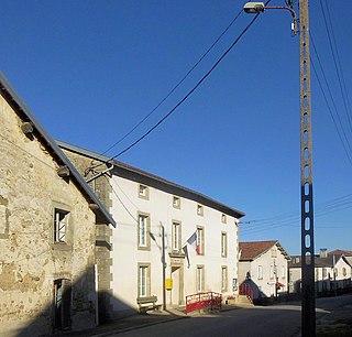 Serécourt Commune in Grand Est, France