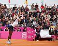 Serena Williams and Mary Joe Fernandez (6959715386).jpg