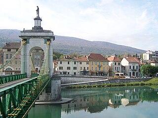 Seyssel, Ain Commune in Auvergne-Rhône-Alpes, France
