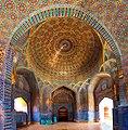 Shah Jahan Masjid - Internal Dome - Wahaj Ahmed Ansari.jpg