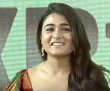 Shalini Pandey at Kalyan ram movie opening1.png