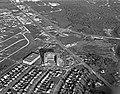 Shamrock Hotel in Houston, Construction, Glenn McCarthy (12819921604).jpg