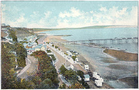 Shanklin Esplanade c1910 - Project Gutenberg eText 17296