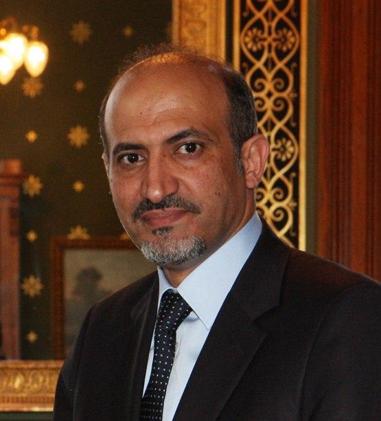 Sheikh Ahmad al-Assi al-Jarba