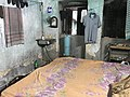 Shibram Chakraborty's paying guesthouse - Room he lived 02.jpg
