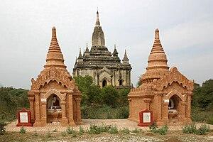 Alaungsithu - Shwegugyi Temple where Sithu was assassinated