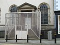 Side entrance, Omagh Courthouse - geograph.org.uk - 804959.jpg