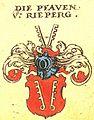 Siebmacher115-Pfauen von Rieperg.jpg