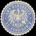 Siegelmarke Amt Biederitz Kreis Jerichow I. W0387745.jpg