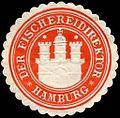 Siegelmarke Der Fischereidirektor - Hamburg W0237425.jpg