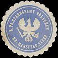 Siegelmarke K.Pr. Standesamt Polleben W0328013.jpg