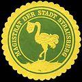 Siegelmarke Magistrat der Stadt Strausberg W0240609.jpg