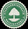 Siegelmarke Stadtgemeinderath Weissenberg W0314050.jpg