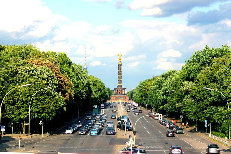 Fotos dos pontos turísticos de Berlim