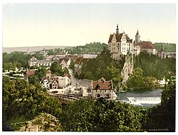 Skyline of Sigmaringen