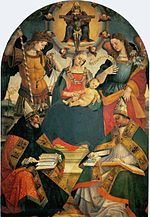 Signorelli, Trinity, the Virgin and Two Saints.jpg