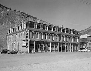 Silverton, Colorado - Grand Imperial Hotel, Silverton Historic District