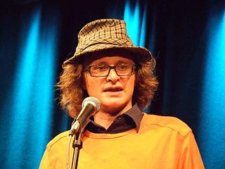 Simon Munnery British comedian