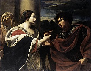 Sophonisba Receiving the Poisoned Chalice
