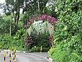 Singapore Zoo arrangement at entrance.jpg