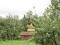 Sinhagad small temple.JPG