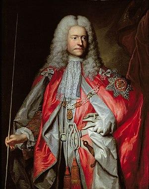 Methuen Treaty - Sir Paul Methuen (1672-1757)