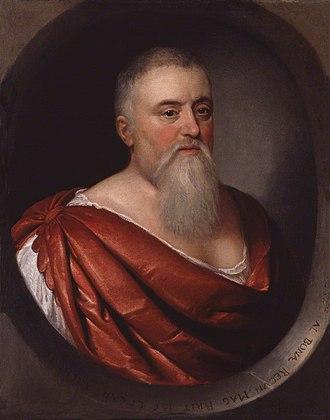 Théodore de Mayerne - Sir Théodore de Mayerne