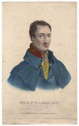 Battle of Alcantara (1809) - Robert T. Wilson