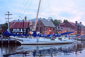Stanley Norman (skipjack) - Stanley Norman in 2008