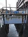 Sluice on Hamaogawa River.jpg
