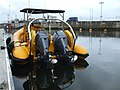 Small inflatable craft, Bangor - geograph.org.uk - 930368.jpg