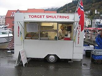 Smultring - Image: Smultring vendor