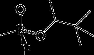 Soman chemical compound