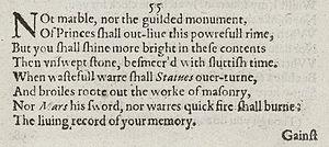 Sonnet 55 Wikipedia The Free Encyclopedia