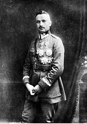 Kazimierz Sosnkowski - Sosnkowski in 1926
