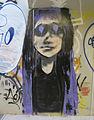 Sottopassaggio firenze statuto, graffiti 04.JPG