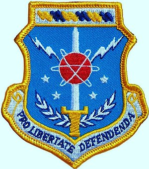 Western Air Defense Sector - Historical emblem of the Southwest Air Defense Sector
