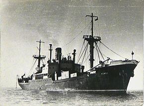 Soviet merchant fleet poses threat to Western shipping