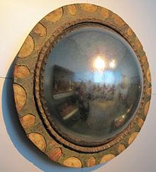 Autoritratto entro uno specchio convesso wikipedia - Lo specchio di beatrice wikipedia ...