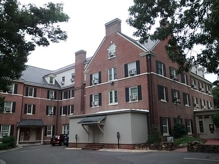 Spencer Residence Hall
