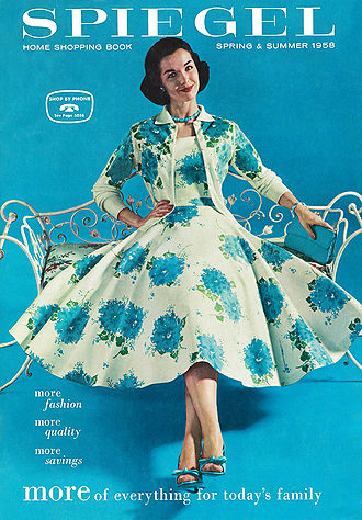 Spiegel (catalog) - Spiegel Spring/Summer 1958 Catalog